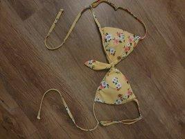 Topshop Bikini pale yellow-yellow