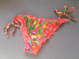 Zwemshorts roze-lichtgroen