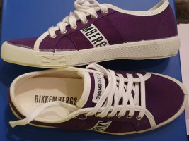 Bikkembergs Lace-Up Sneaker lilac