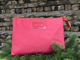 BIMBA Y LOLA Damen Tasche Handtasche Clutch Clutch-Tasche Bag Rosa Nylon NEU NEU