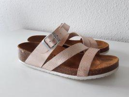 Comfortabele sandalen veelkleurig