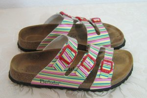 Birkenstock Comfort Sandals multicolored synthetic