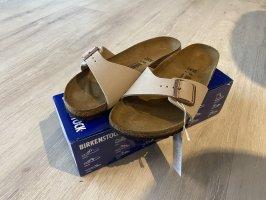 Birkenstock Sandales à plateforme gris ardoise