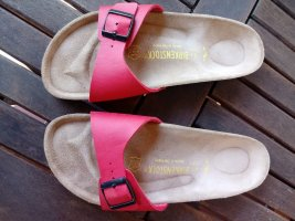 Birkenstock Sandalo comodo multicolore Pelle