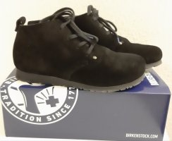 Birkenstock Lace Shoes black
