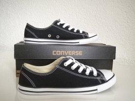 Black Converse Chucks Dainty Ox Low