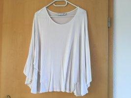 Camisa holgada blanco