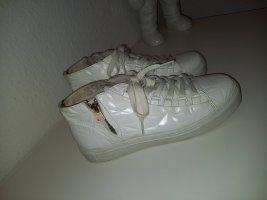 Blackstone Basket à lacet blanc