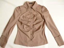 Blacky Dress Blouse avec noeuds vieux rose coton
