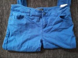 blaue 7/8 Hose