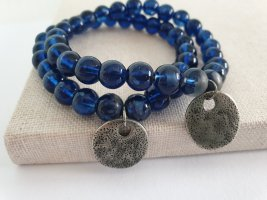Bracelet blue-dark blue