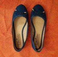 Blue Motion Bailarinas con punta multicolor