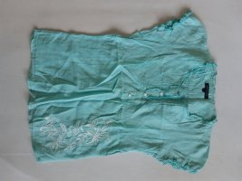 blaue Bluse Tommy Hilfiger