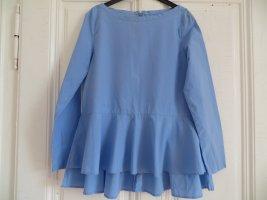 Blaue Bluse von COS Gr. 34