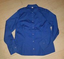 Blaue Bluse von Eterna Excellent, Größe 40, NEU