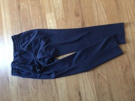 Tom Tailor Pantalon à pinces bleu foncé