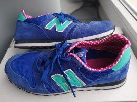 Blaue New Balance Sneaker (41)