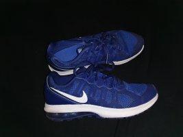 Blaue Nike Sneaker - Größe 38,5