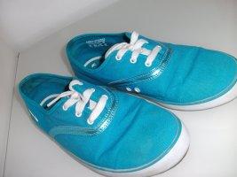 Nike Sneaker stringata blu neon-bianco