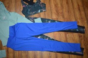 Pantalone da ginnastica blu