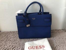 Blaue Tasche von Guess