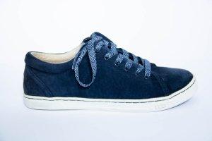 Blaue UGG-Sneaker
