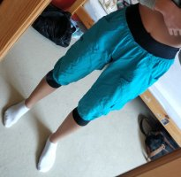 blaue Zumba Hose