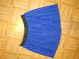blauer Faltenrock, Sommerrock