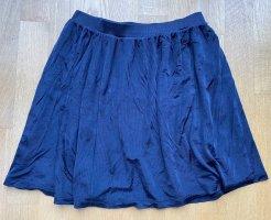 Blauer glänzender Rock von Samsoe Samsoe