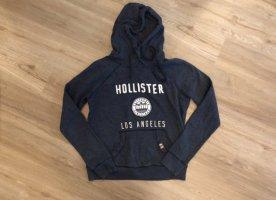 Hollister Bluza z kapturem ciemnoniebieski