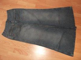 Blauer Jeans-Rock von Esprit