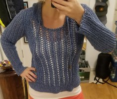 Blauer Pullover (M) von American Eagle Outfitters