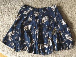 Urban Outfitters Miniskirt steel blue