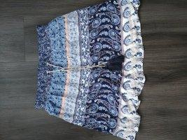 Orsay High Waist Skirt multicolored