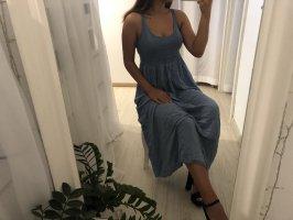 Zara Robe de plage bleu azur