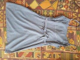 Brandy & Melville Beach Dress white-cornflower blue