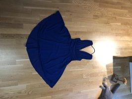 Blaues Kleid von Nadine Milano Gr. M
