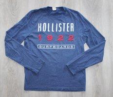 • Blaues Oberteil von Hollister