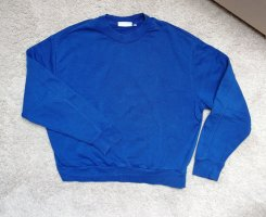 Weekday Jersey holgados azul