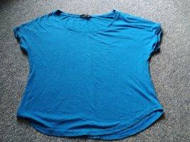 blaues Tshirt von Tally Weijl in Größe M