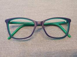 blaugrüne Brille K 1571