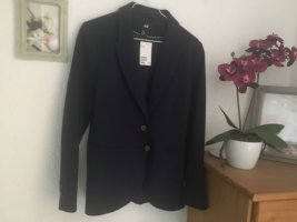 H&M Jersey Blazer azul oscuro