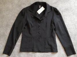 Ana Alcazar Klassischer Blazer zwart Polyester