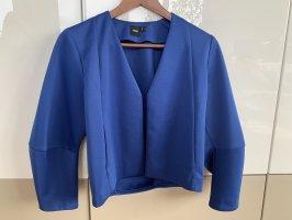 Asos Korte blazer blauw