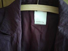 Hirsch Blazer unisexe rouge mûre-violet