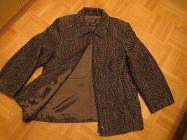 Blazer, Gr.44-46/L, khaki-braun, hervorragend
