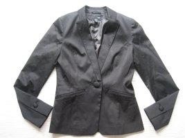 blazer H&M neu schwarz gr. 36 s sehr edel