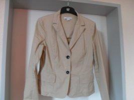 Blazer  in beige  italienischer Designer MARELLA (MAX MARA)  - GR 38