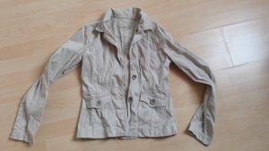 Clockhouse Veste chemise beige clair