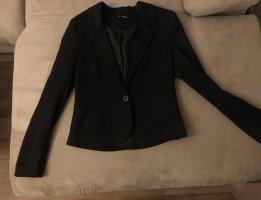 Blazer Jacke schwarz